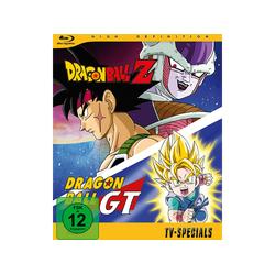 Dragonball Z + GT - Specials-Box Blu-ray