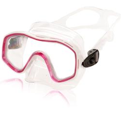 AQUAZON Taucherbrille AQUAZON KIDS Junior Schnorchelbrille, Taucherbrille, Schwimmbrille, Tauchmaske für Kinder, von 3-7 Jahren, sehr robust, tolle Paßform rosa