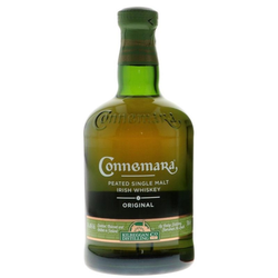 Connemara Peated Single Malt Whiskey 0,7L (40% Vol.)