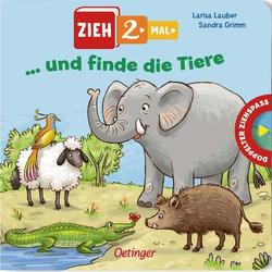 Grimm, Zieh 2 mal Tiere