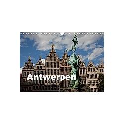 Antwerpen (Wandkalender 2021 DIN A4 quer)