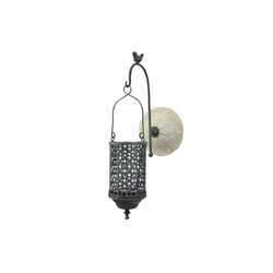 HTI-Living Kerzenhalter Wandkerzenhalter Little Bird 2