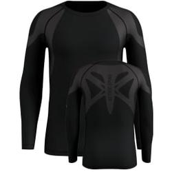 Odlo - T-Shirt ML Active Sp - Unterwäsche - Größe: XXL