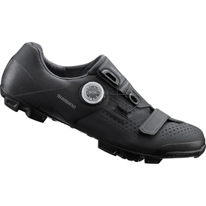 Shimano SH-XC5B Cross Country Schuhe SPD black (L01) 50