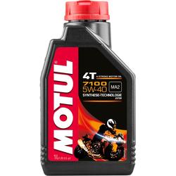 MOTUL 7100 4T 5W40 Motorenöl 1 Liter