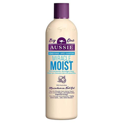 3 x Aussie Miracle Moist Conditioner Spülung je 400 ml