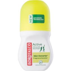 Borotalco Active Citrus & Lime Deoroller 48 Std. 50 ml