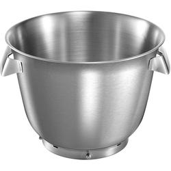 BOSCH Küchenmaschinenschüssel MUZ9ER1, Edelstahl, für Bosch Küchenmaschinen OptiMUM