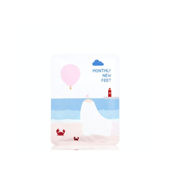 Package MONTHLY NEW FEET FOOT MASK