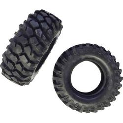 ScaleArt 1:14 LKW Reifen Gelände 1 Paar