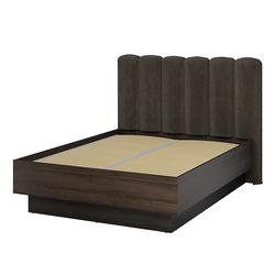 Łóżko tapicerowane z pojemnikiem Berion
