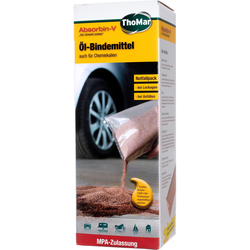 ThoMar Absorbin-V Öl- und Chemikalienbinder 1kg