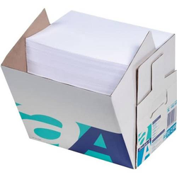Kopierpapier Double A A4 80g/qm weiß VE=2500 Blatt ungeriest