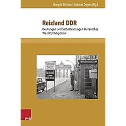 Reizland DDR - Buch