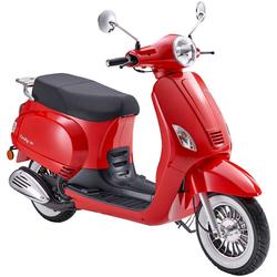 Luxxon Motorroller Emily, 125 ccm, 85 km/h, Euro 4 rot