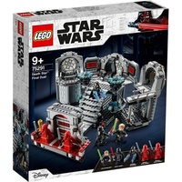 Lego Star Wars Todesstern Letztes Duell 75291