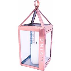 andas Laterne Living rosa Kerzenhalter Kerzen Laternen Wohnaccessoires