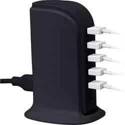 Soundlogic USB-Ladeturm mit 5 Anschlüssen