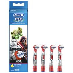Braun Oral-B Aufsteckbürsten StarWars 4er