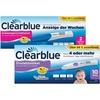 Procter & Gamble Sparset Clearblue Digital Ovulationstest 10 Stück + Clearblue Digital mit Wochenbestimmung 2 Stück