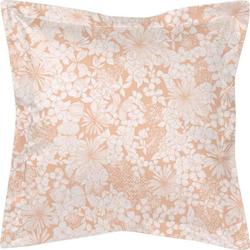 Kissenbezug Cosy, Curt Bauer (1 Stück), florales Motiv rosa 40 cm x 40 cm