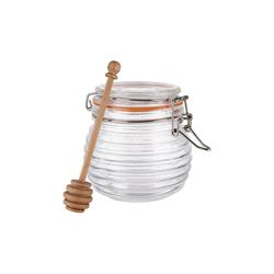BUTLERS Honigglas SWEET SOUL Honigtopf mit Löffel 530ml