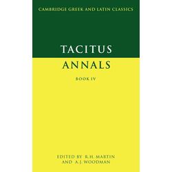 Tacitus als Buch von Tacitus Tacitus/ R. Martin