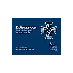 1. Stimme in Es: Altsaxophon  Klarinette - Buch