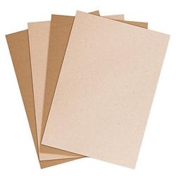 Kraftpapier-Set, 21 x 29,7 cm, 50 Blatt
