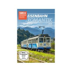 Eisenbahn Romantik Box DVD