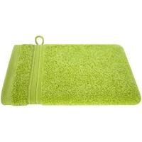 Waschhandschuh 16 x 21 cm apfel