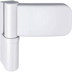 Haustürband Siku 3D K 3030 STA weiß 120kg Stiftsicherung: ja Kunststoffhaustüren