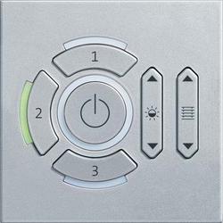 Zumtobel Licht Bediengerät si f. Lichtsteuerung LM-CCS 1/2/3 Li/