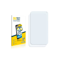 BROTECT Schutzfolie für Tele2fon V1, (2 Stück), Folie Schutzfolie klar