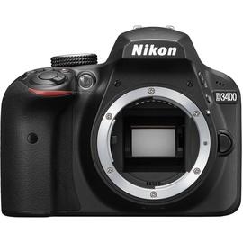Nikon D3400 schwarz + AF-S DX 18-105mm ED VR