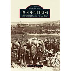 Bodenheim als Buch von Volker Bingenheimer