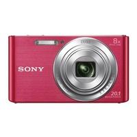 Sony Cyber-shot DSC-W830 rosa