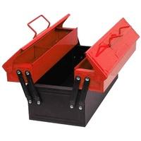 Corvus KIDS AT WORK Metall-Werkzeugkasten rot (A600028)