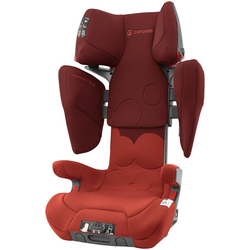 Concord Autokindersitz Transformer XT Plus, 9,90 kg, Für Kinder zwischen 3 und 12 Jahren rot