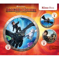 Drachenzähmen leicht gemacht 1-3. Kino-Box