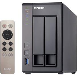QNAP TS-251+-8G 8TB (2 x 4TB)