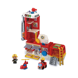 Vtech® Spiel, 2-in-1-Feuerwehrstation
