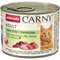 Animonda Carny Adult Huhn, Pute & Kaninchen 200 g