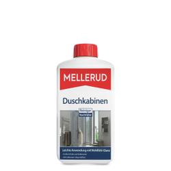 MELLERUD Duschkabinen Reiniger, Für hygienische Sauberkeit, 1000 ml - Flasche