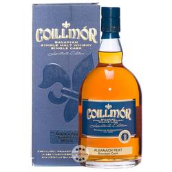 Liebl Coillmor Albanach Peat Bourbon Whisky