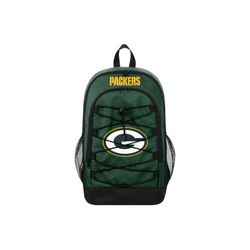 Forever Collectibles Rucksack Backpack NFL BUNGEE Green Bay Packers