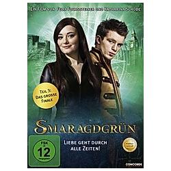 Smaragdgrün - DVD  Filme
