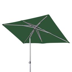 "Doppler Sonnenschirm ""ACT Push Up"",dunkelgrün,220 x 130 cm"