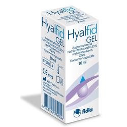 Hyalfid GEL Augentropfen
