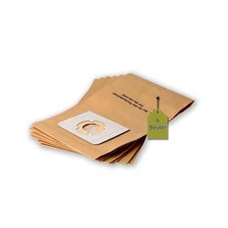 eVendix Staubsaugerbeutel Staubsaugerbeutel kompatibel mit MioStar MI 18, 6 Staubbeutel, kompatibel mit SWIRL UNI10, passend für MioStar